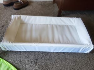 Baby changing table for Sale in Capitola, CA