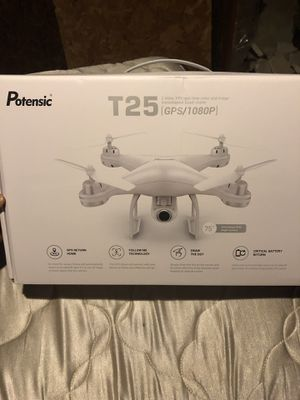 Potensic T25 Drone, GPS installed for Sale in St. Louis, MO