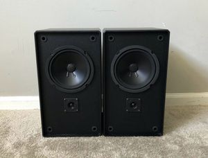 DCM CX-07 2 Way Home Bookshelf Speakers for Sale in Mount Prospect, IL