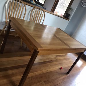 Wooden Dining Table for Sale in Golden, CO