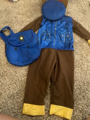 Toddler paw patrol costumes for Sale in Baytown, TX