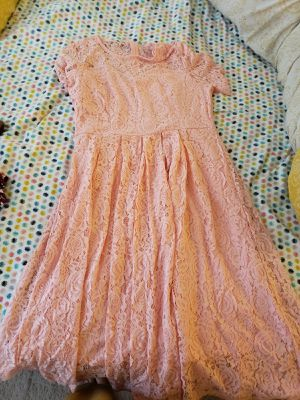 brand new lace dress pink for Sale in Adelphi, MD