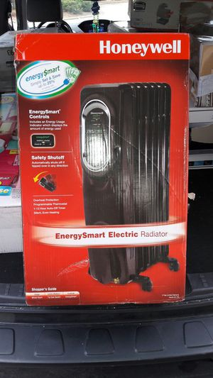Honeywell electric radiator for Sale in Atlanta, GA
