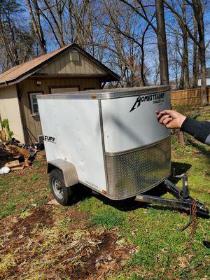 Enclosed trailer for Sale in Manassas Park, VA