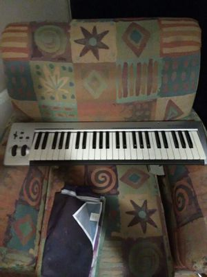 M-audio keystudio keyboad for Sale in Tolleson, AZ