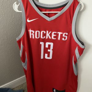 Houston Rockets James Harden Jersey Size 48 for Sale in Houston, TX