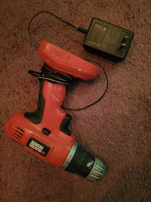 Black and Decker Drill for Sale in Hillcrest Heights, MD