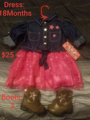 Kids Clothes 6 months to 4T for Sale in San Antonio, TX