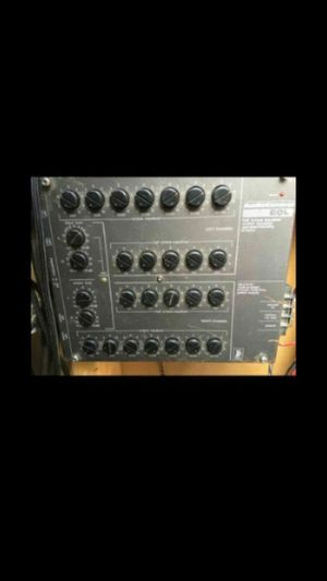 High end Rare 13 band eq by audio control for Sale in Indianapolis, IN