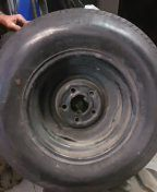 13 in rim trailer tire for Sale in Orlando, FL