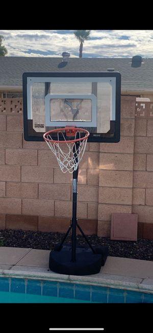 Mini Pro Basketball Hoop for Sale in Tempe, AZ