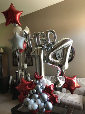 Balloon bouquets Arrangements for Sale in Fontana, CA