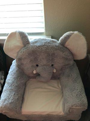 Kids Soft Foam Elephant Chair for Sale in Southlake, TX