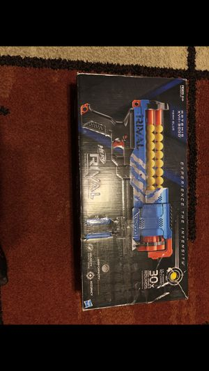 Rival nerf gun for Sale in Brentwood, TN