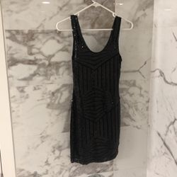 Black Sequin Mini Vegas Dress Formal Cocktail Dress for Sale in San Diego,  CA