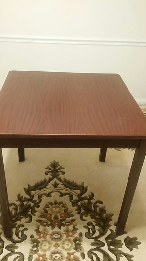 Square breakfast table for Sale in Ashburn, VA