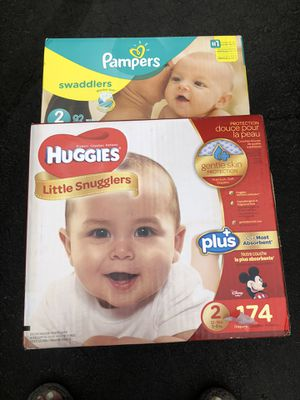 Huggies and Pampers Diapers for Sale in Nashville, TN