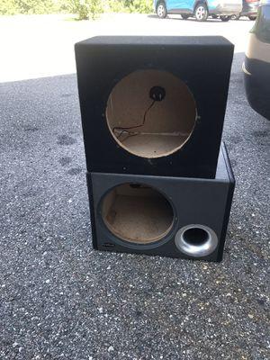 10 inch speaker box for Sale in Tampa, FL