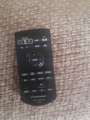 Pioneer imix - double din stereo for Sale in Monrovia, CA