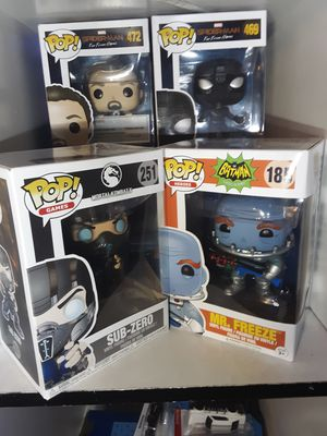4 pack Funko Lot for Sale in Tolleson, AZ