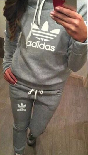 Adidas Hoodie Sweater & Trousers (Read Description) for Sale in Long Beach, CA