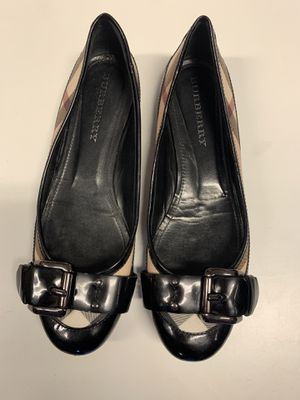 Authentic Burberry shoes size 39 for Sale in Henderson, NV