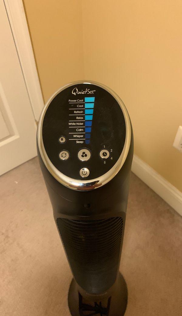 Quiet Set Brand Air Conditioner