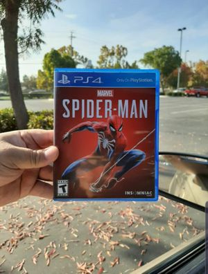 Spiderman ps4 for Sale in Sanger, CA