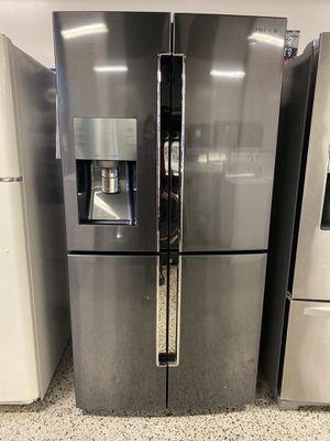Samsung 4 Door Flex Zone Black Stainless Refrigerator for Sale in Lexington, KY