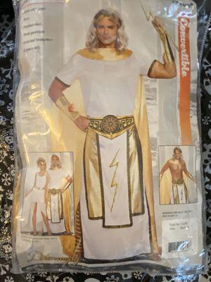"""Men's """"Zues"""" Halloween costume for Sale in Phoenix, AZ"""