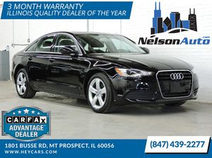 2012 Audi A6 for Sale in Mount Prospect, IL