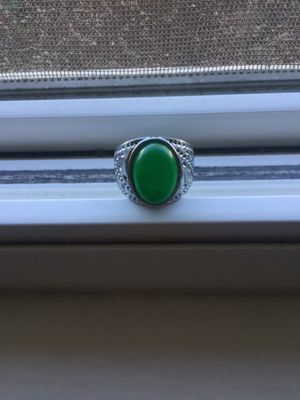 jade ring for Sale in San Leandro, CA