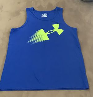 Under Armour youth size XL tank top for Sale in Jurupa Valley, CA
