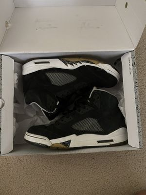 Jordan 5 Oreo Size 9 for Sale in Blue Springs, MO