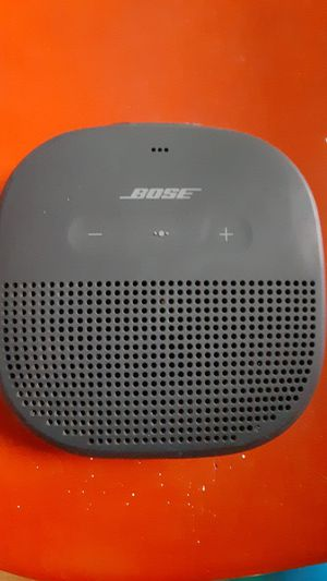 Bluetooth speaker Bose for Sale in Tacoma, WA
