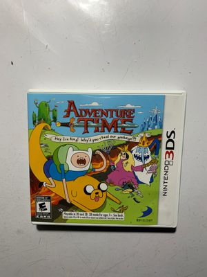 3ds, Adventure Time, Game, Nintendo for Sale in San Jose, CA