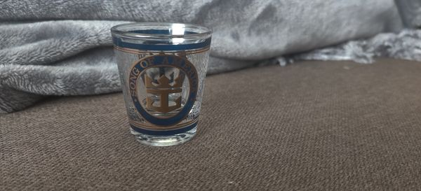 Song of America Collector shot Glass