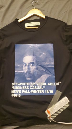 Off White Virgil Abloh Tshirt for Sale in San Diego, CA
