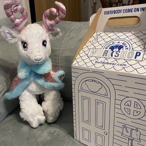 New Candy Cane Glisten Reindeer Build-A-Bear for Sale in Dallas, TX