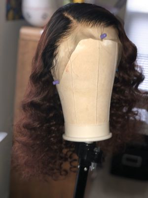 Burgundy 20 Inches hair for Sale in Ontario, CA