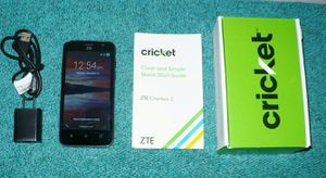 ZTE Overture 2 4G LTE Android Smart Phone Unlocked for Sale in North Chesterfield, VA