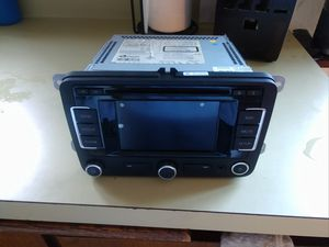 RNS315 stereo with Bluetooth, Navigation from a VW CC 2013..it fits on Tiguans,CC 2012 thru 2015 models for Sale in Long Beach, CA