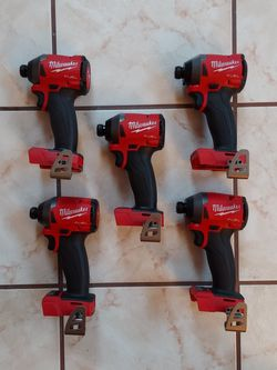 "New Milwaukee FUEL Hex Impact Driver 1/4"" - BRUSHLESS for Sale in Anaheim,  CA"
