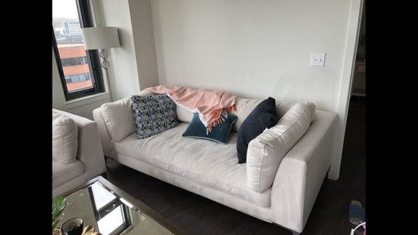New sofa, originally $1400. Best offer accepted