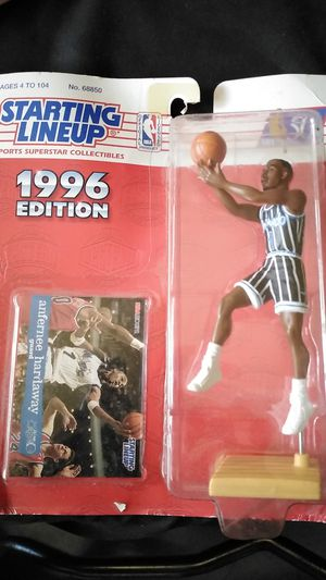 1996 Edition Anfernee Hardaway Magics Action Figure for Sale in Lynwood, CA