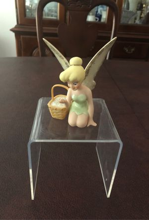 """Tinkerbell's Basket Full of Wishes"" by Lenox for Longaberger for Sale in Casselberry, FL"