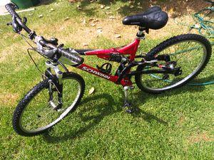 Schwinn mountain bike dual suspension good condition or best offer for Sale in Santa Ana, CA