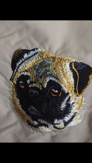 Pug dog 🐶 jackets 🧥....3 left DONT MISS OUT PUG LOVERS ❤️❤️❤️❤️❤️ for Sale in Rancho Cucamonga, CA