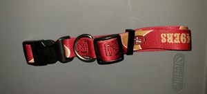 Sf 49ers pet collar for Sale in Vancouver, WA