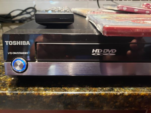 Toshiba HD DVD Player HD-A2 With 24 High Definition Movies